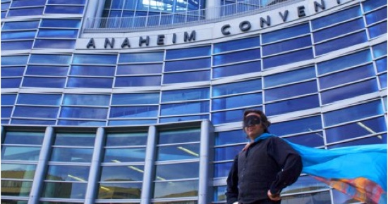 Anaheim wants Comic Con