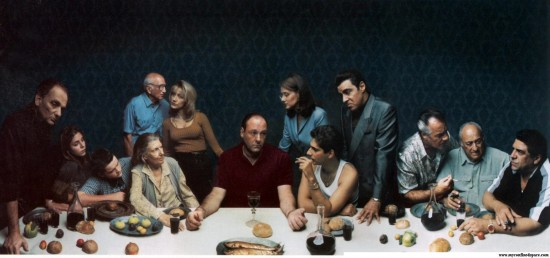 The Sopranos Last Supper