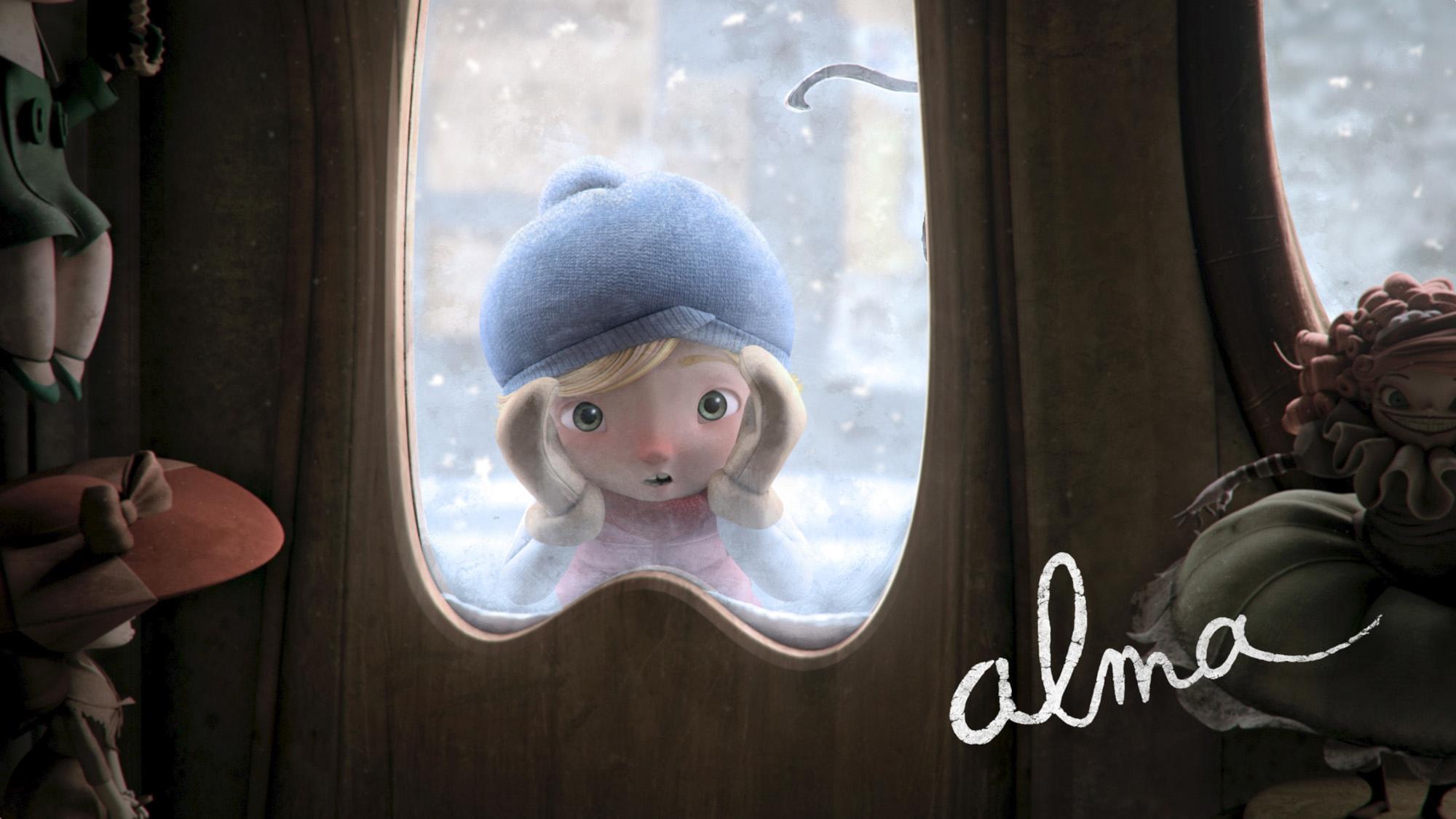 Meet alma: starring alma