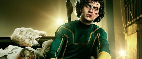 Kick-Ass poster top