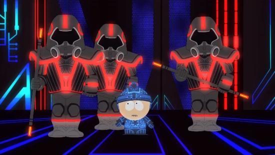 South Park Tron
