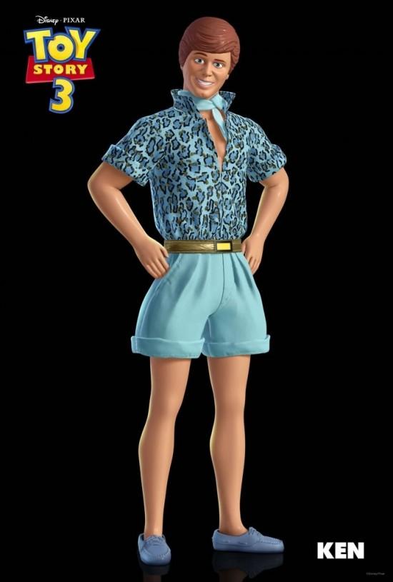 Toy Story 3 - KEN