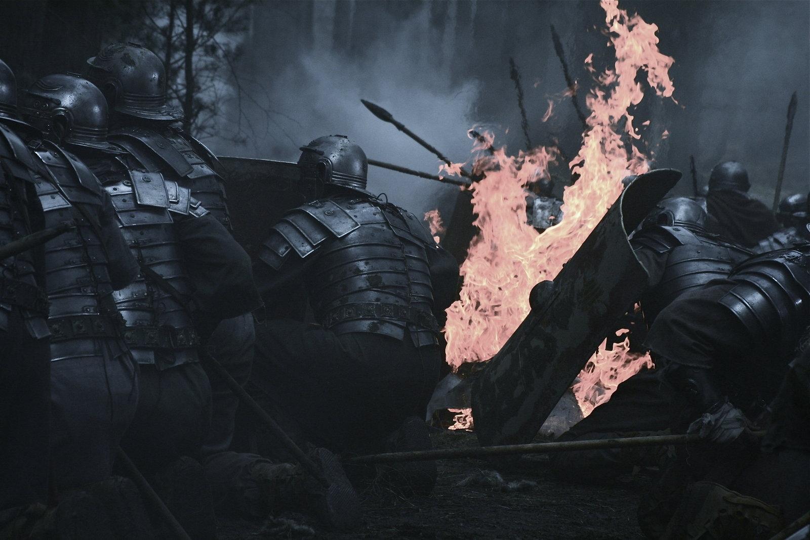 Nuove foto di Centurion | Cinema - BadTaste.it