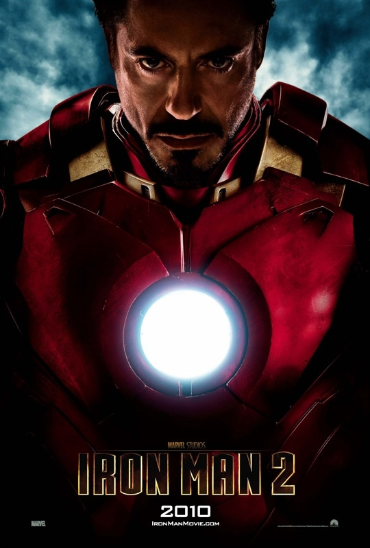 Iron Man 2 international movie poster