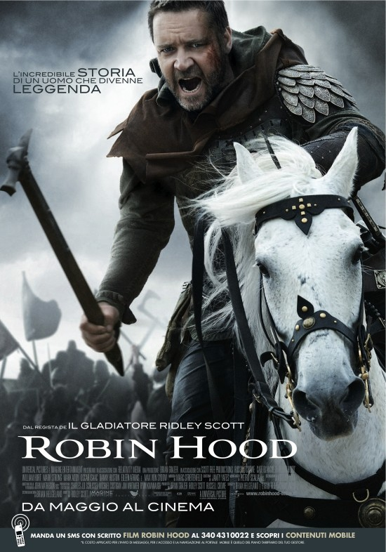 Robin Hood International Movie Poster