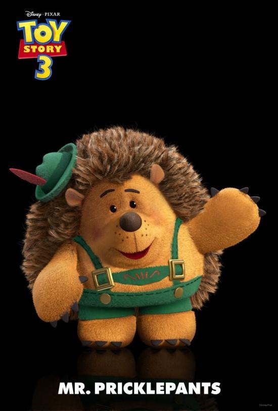 Toy Story 3 - Mr. Picklepants