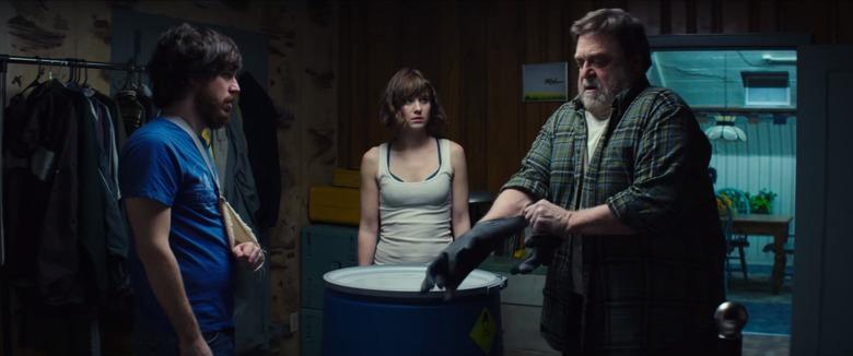 10 Cloverfield Lane spoilers discussion