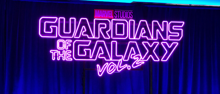 Guardians of the Galaxy Vol. 2 junket