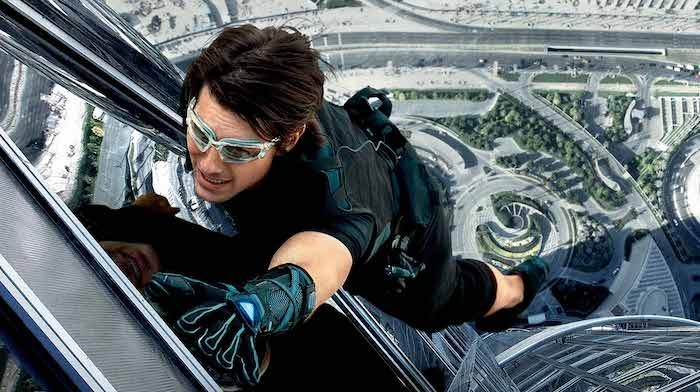 Mission Impossible Ghost Protocol Revisited