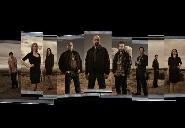 Breaking Bad Season 5 - cast