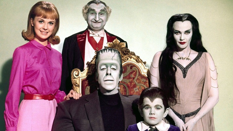 1313 Mockingbird Lane Lives Again For Rob Zombie s The Munsters