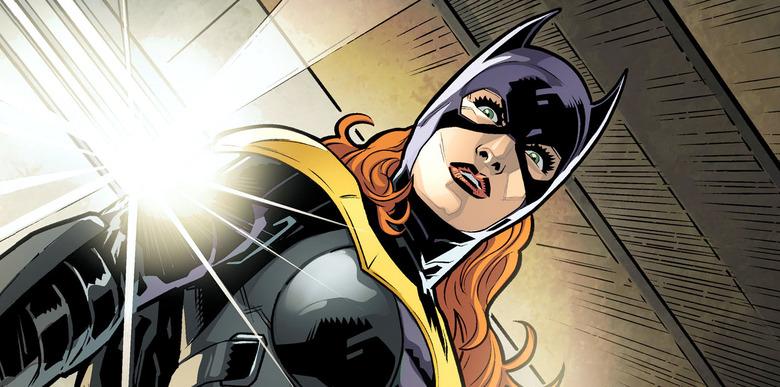 batgirl actress