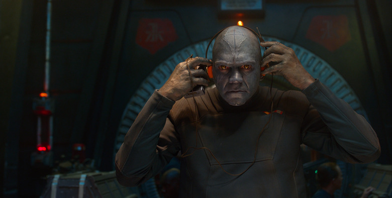 Guardians of the Galaxy headphone alien