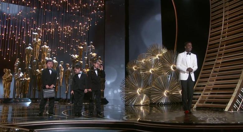 Oscars Asians