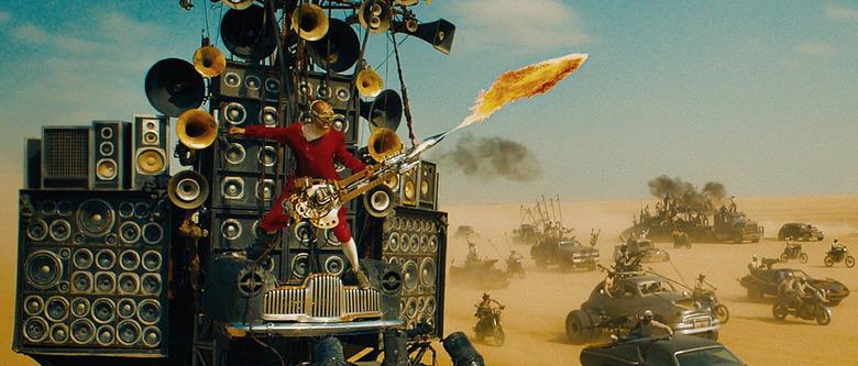 Mad Max Fury Road - Coma the Doof Warrior