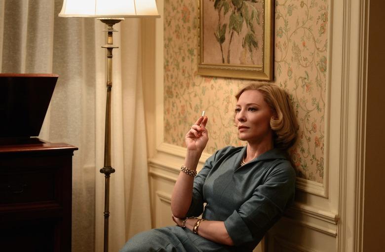 Cate Blanchett in Carol
