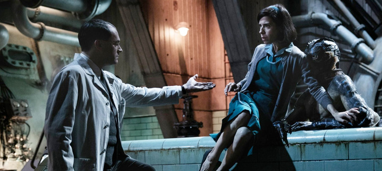 The Shape of Water - 2018 BAFTA Nominations