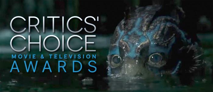 2018 Critics Choice Awards Winners