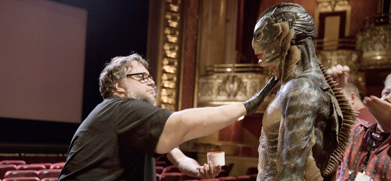 The Shape of Water - Guillermo del Toro - 2018 DGA Awards Winners