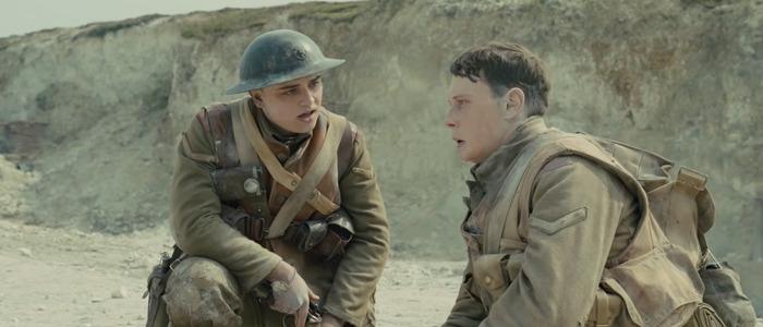 1917 interview actors