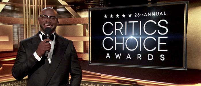 2021 Critics Choice Awards Winners