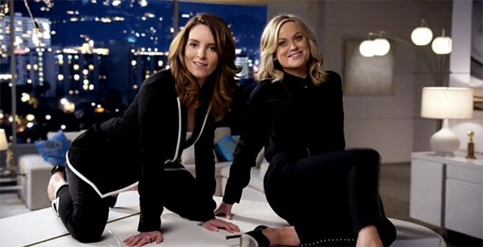 Tina Fey and Amy Poehler Hosting Golden Globes