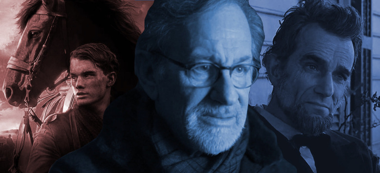 21st century spielberg podcast lincoln