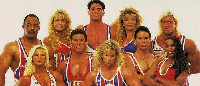American Gladiators Documentary
