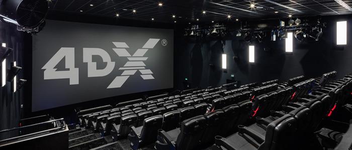 4DX movies