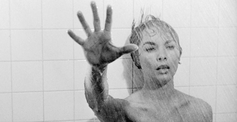 Jamie Lee Curits Psycho Shower Scene