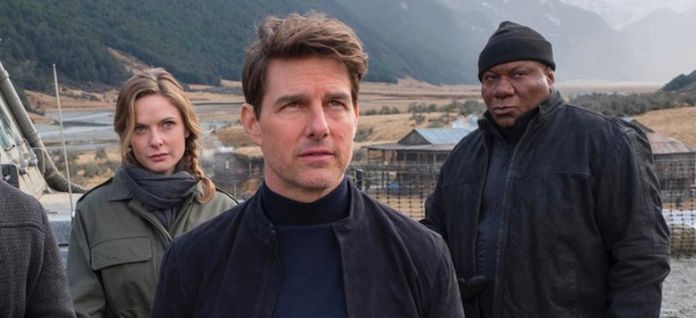 Mission Impossible 7 on Paramount+