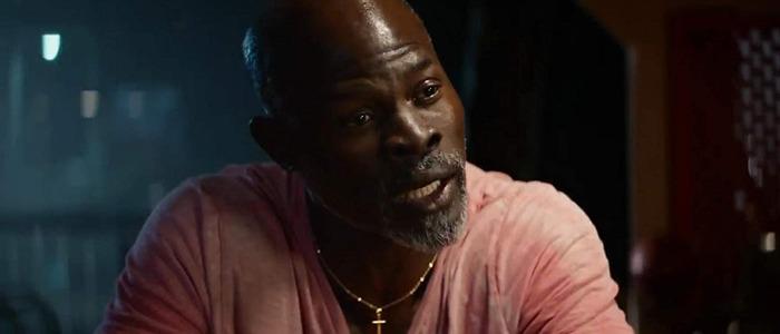 A Quiet Place 2 cast - Djimon Hounsou