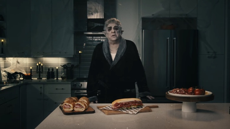 A Sopranos Actor Is Ready To Haunt Your Lunch Meat This Halloween As The Gabaghoul