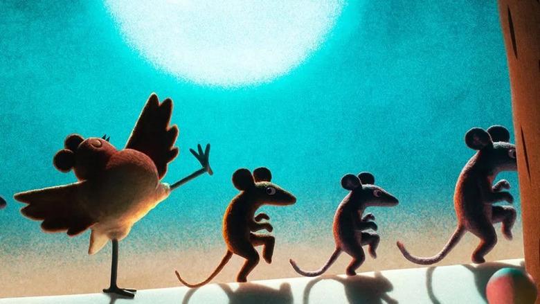 Aardman Animation Robin Robin