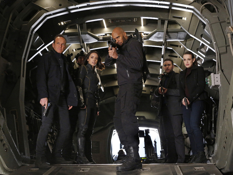 agents of shield almost cancelled