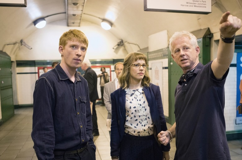 Richard Curtis directing About Time