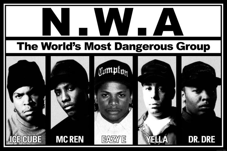 actors playing NWA
