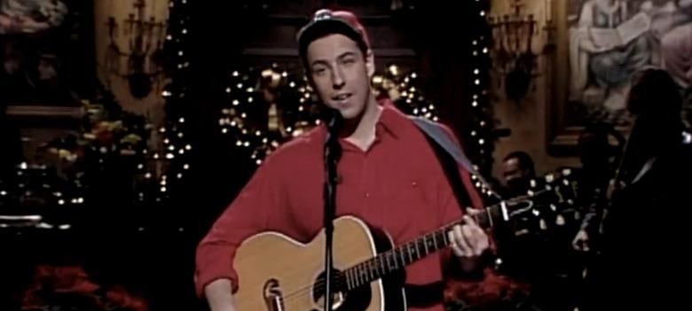 Adam Sandler Hosting Saturday Night Live