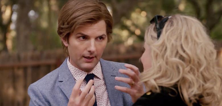 Adam Scott Replacing Bradley Cooper on Wet Hot American Summer