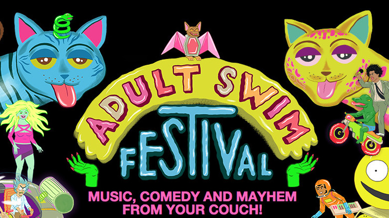 Adult Swim Festival 2021 Reveals Full Line-Up: Rick And Morty, Aqua Teen, And More