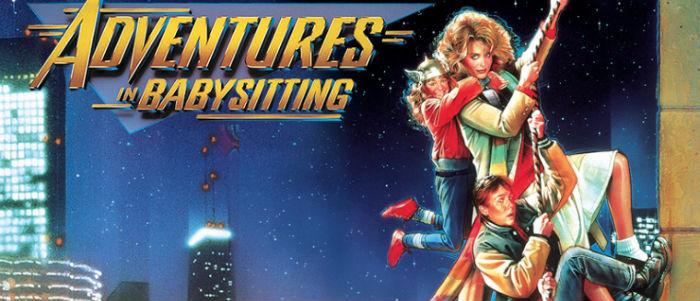 Adventures in Babysitting remake