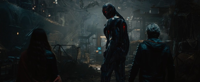 Age of Ultron extended trailer