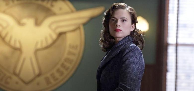 Agent Carter Canceled