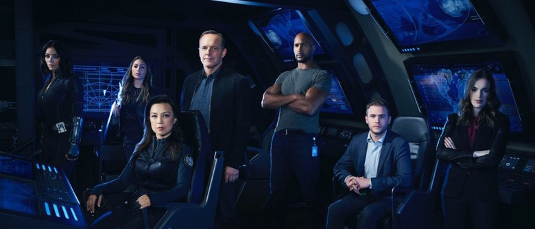 Agents of SHIELD showrunners interview