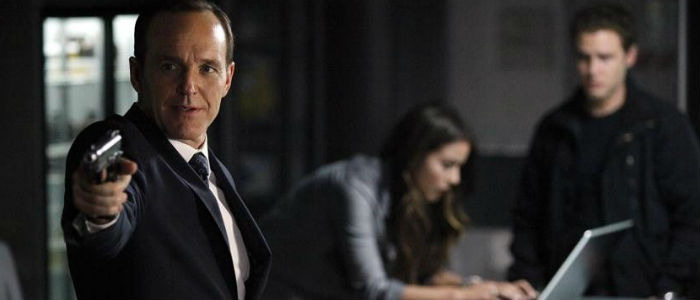 Agents of SHIELD Spin off