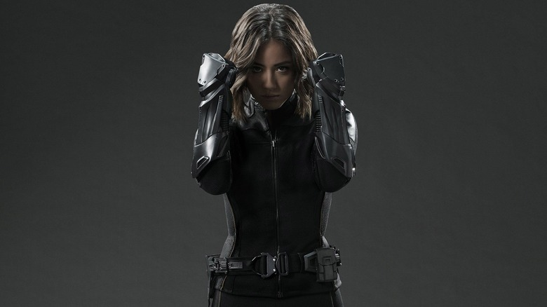 Agents Of SHIELD Star Says She s Not In Secret Invasion, Stop Bothering Her At Target
