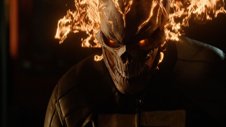 Agents Of SHIELD s Ghost Rider Actor Explains Why The Spin-Off Show Never Happened