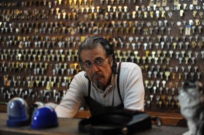 Al Pacino the irishman