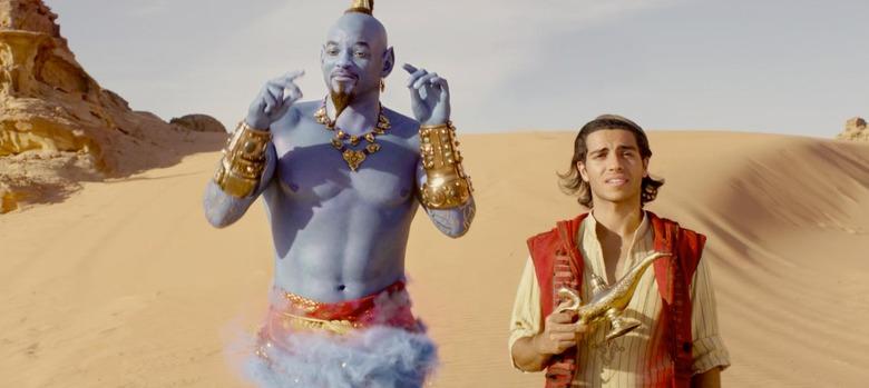Aladdin Box Office