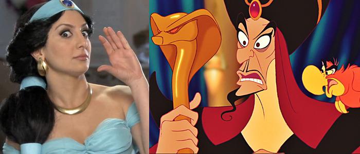 Aladdin movie cast